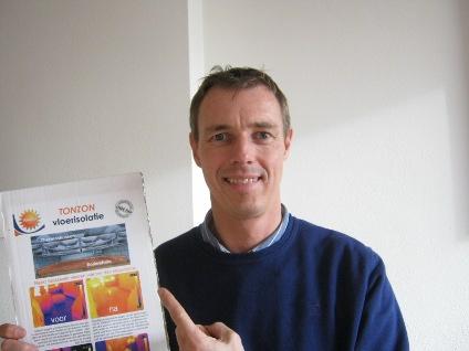 Isoal is gespecialiseerd in Tonzon vloerisolatie