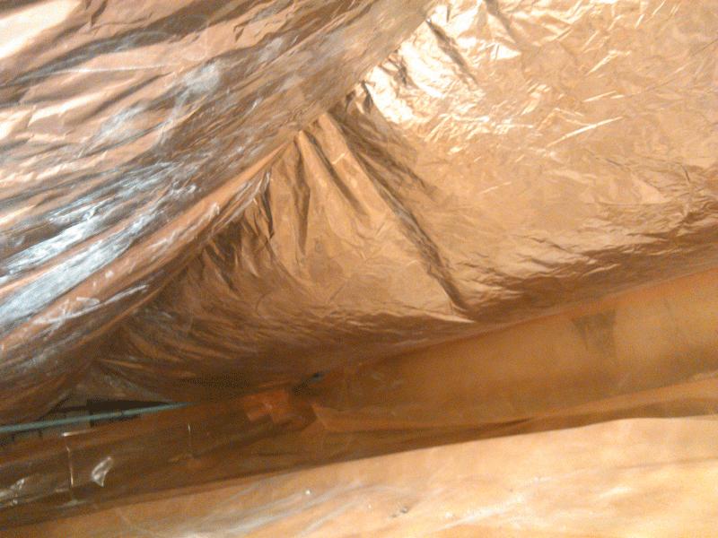 Vloerisolatie Leerdam doen wij met de kunststof aluminiumfolie van Tonzon